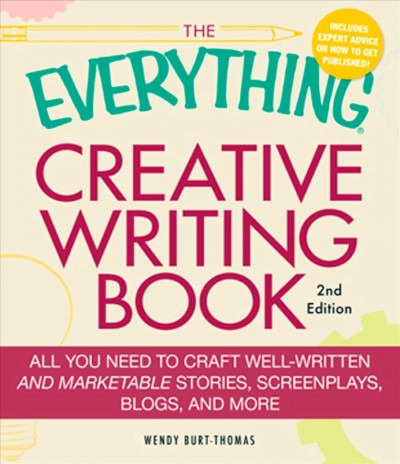 Cover of The Everything Creative Writing Book