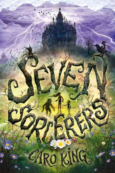 Cover of Seven Sorcerers