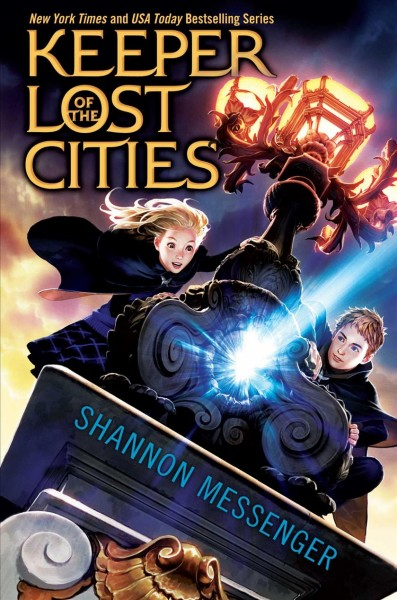 Cover of Keeper of Lost Cities