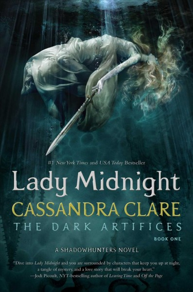 Cover of The Dark Artifices