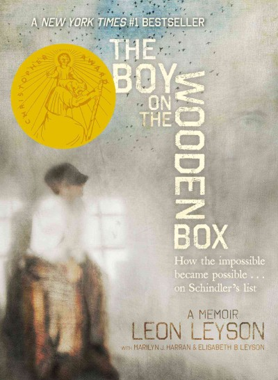 Cover of The Boy on the Wooden Box: How the Impossible Became Possible… on Schindler's list