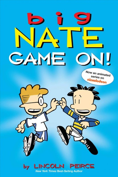 Cover of Big Nate: Game On!