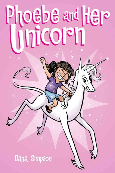 Cover of Phoebe and Her Unicorn