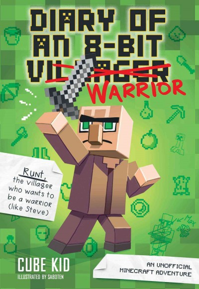 Cover of Diary of an 8-Bit Warrior