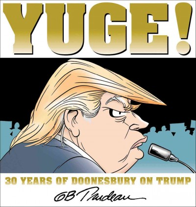Cover of Yuge!