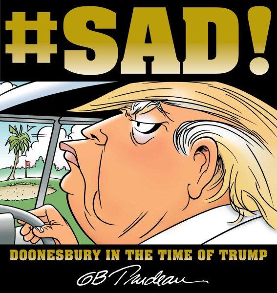 Cover of #Sad!