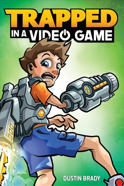 Cover of Trapped in a Video Game