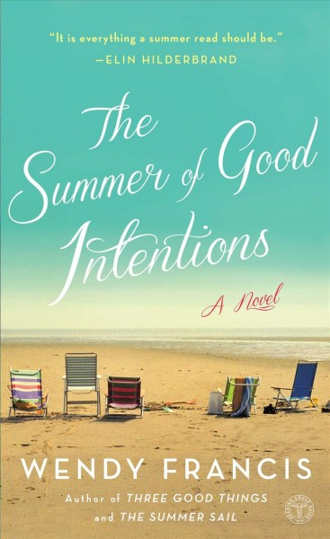 Cover of The Summer of Good Intentions