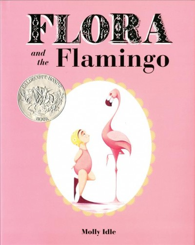 Cover of Flora and the Flamingo
