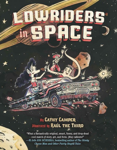 Cover of Lowriders in Space