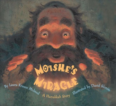 Cover of Moishe's Miracle