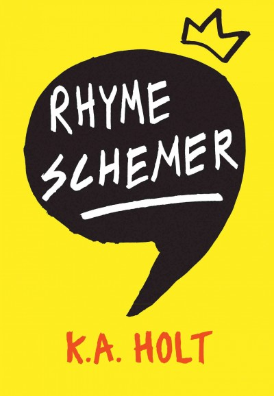 Cover of Rhyme Schemer