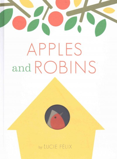 Cover of Apples and Robins