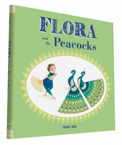 Cover of Flora and the Peacocks
