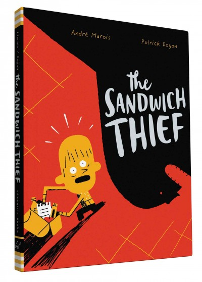 Cover of The Sandwich Thief
