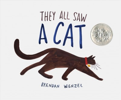 Cover of They All Saw a Cat