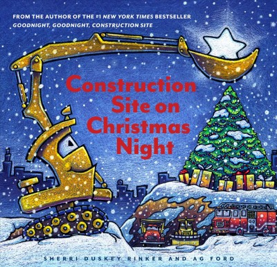 Cover of Construction Site on Christmas Night
