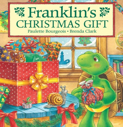Cover of Franklin's Christmas Gift