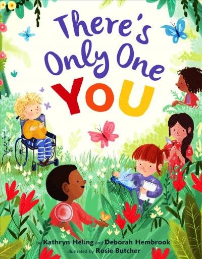 Cover of There's Only One You