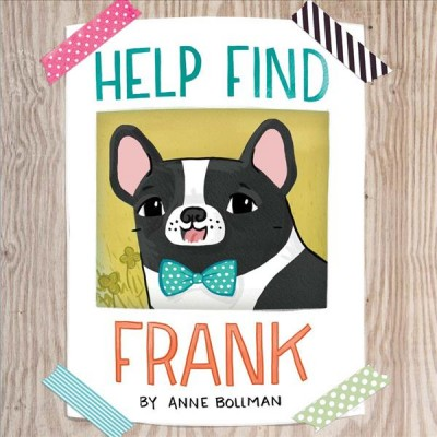 Cover of Help Find Frank