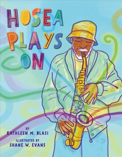 Cover of Hosea Plays On