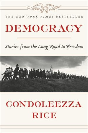 Cover of Democracy: Stories from the Long Road to Freedom