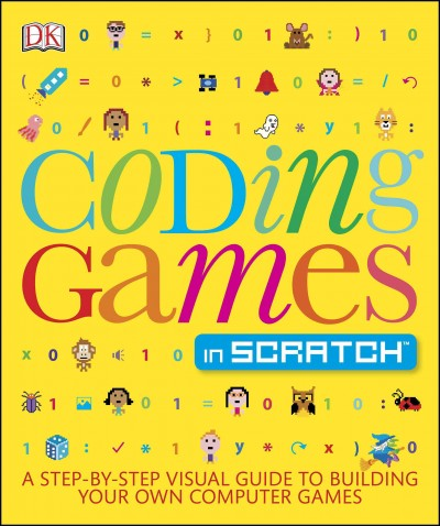 Cover of Coding Games in Scratch