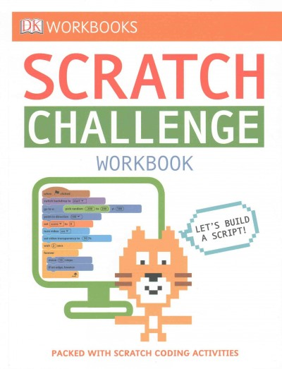 Cover of Scratch Challenge Workbook