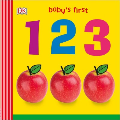 Cover of Baby's First 123