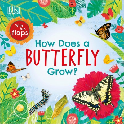 Cover of How Does a Butterfly Grow?