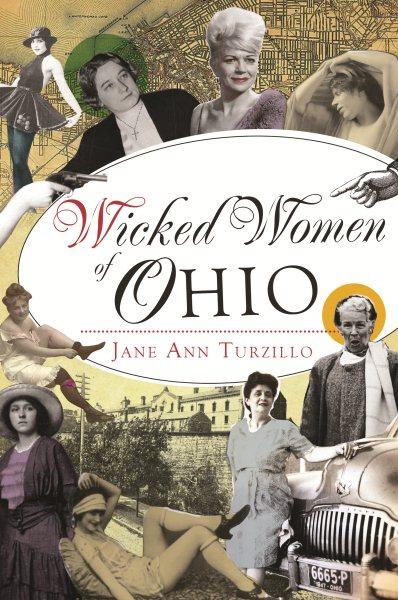 Cover of Wicked Women of Ohio
