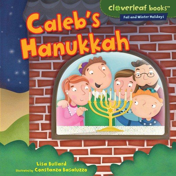 Cover of Caleb's Hanukkah