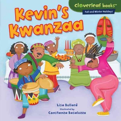 Cover of Kevin's Kwanzaa