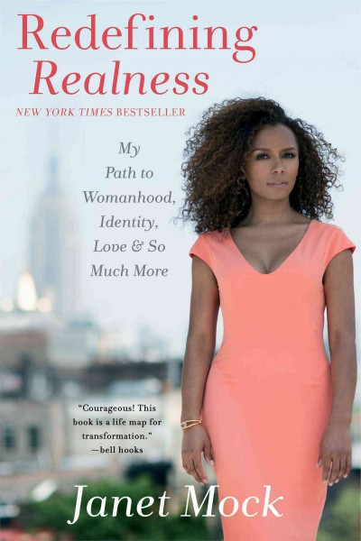 Cover of Redefining Realness: My Path to Womanhood, Identity, Love & So Much More