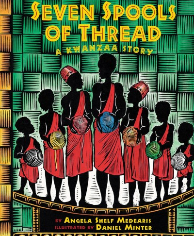 Cover of Seven Spools of Thread