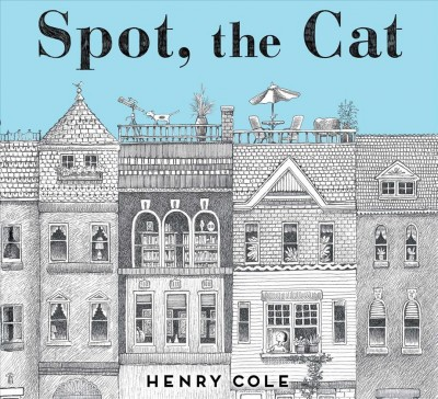 Cover of Spot, the Cat