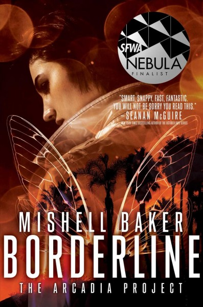 Cover of Borderline: The Arcadia Project