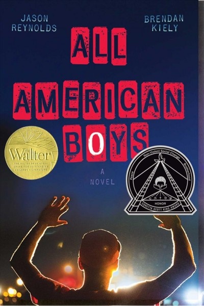 Cover of All-American Boys
