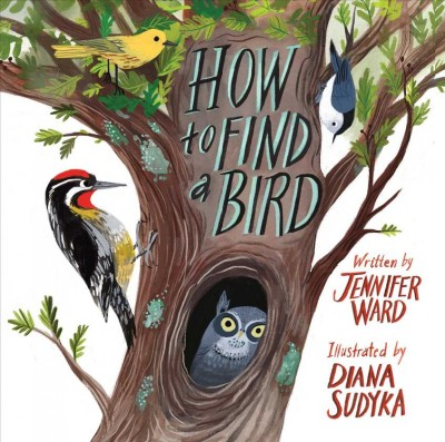 Cover of How to Find a Bird