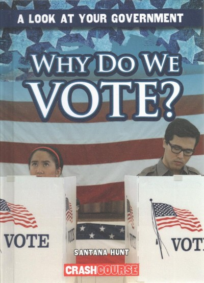 Cover of Why Do We Vote?