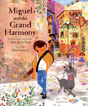 Cover of Miguel and the Grand Harmony