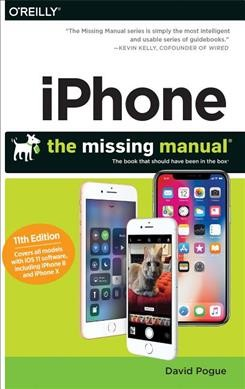 Cover of iPhone: The Missing Manual