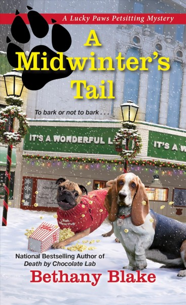 Cover of A Midwinter's Tail