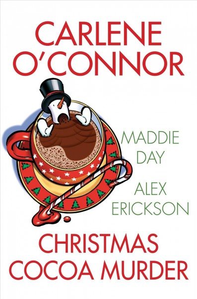 Cover of Christmas Cocoa Murder