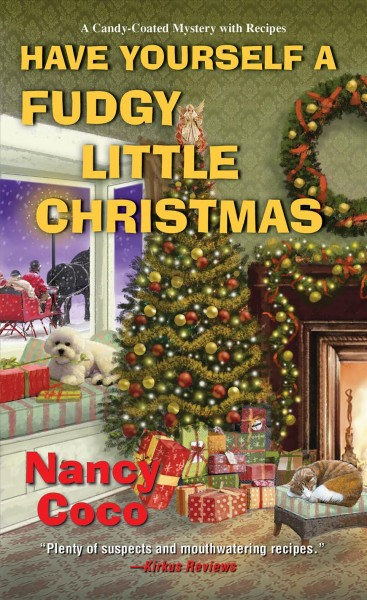 Cover of Have Yourself a Fudgy Little Christmas
