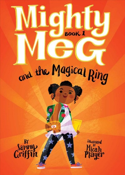 Cover of Mighty Meg and the Magical Ring