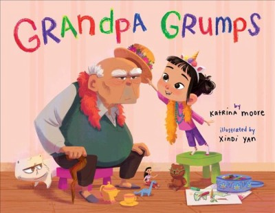 Cover of Grandpa Grumps