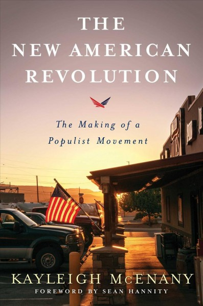 Cover of The New American Revolution