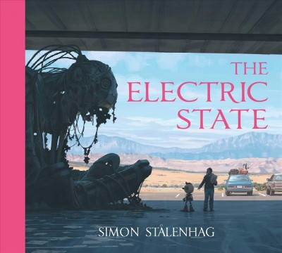 Cover of The Electric State