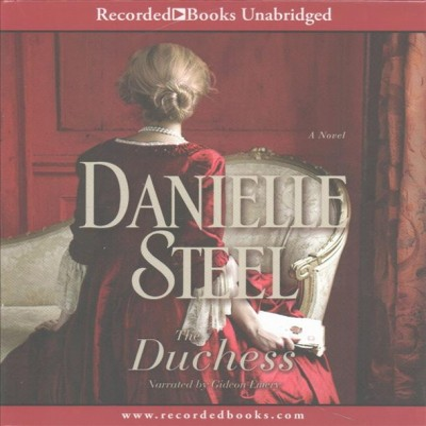 Cover of The Duchess[spoken CD] : [a novel]